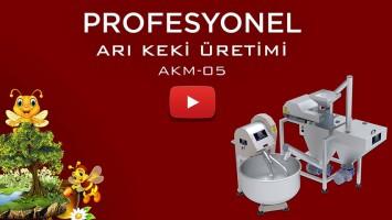 ARI KEKİ ÜRETİM MAKİNALARI - AKM-05