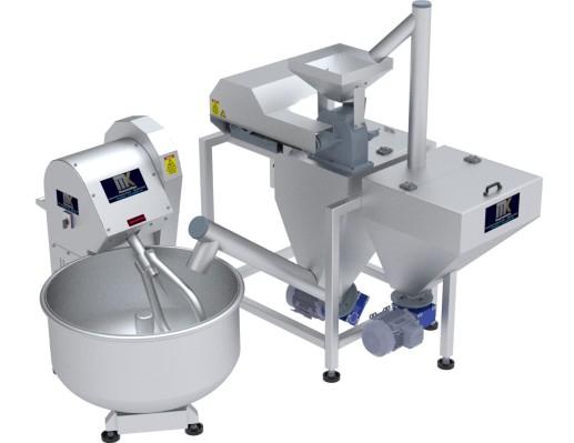Arı Kek Yapma Makinesi Akm 06