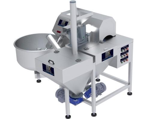 Arı Keki Yapma Makinesi AKM 06