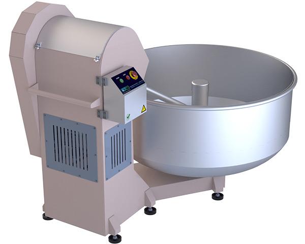 200 Kilogram Kapasiteli Çiğ Köfte Yoğurma Makinesi tanıtım görseli.