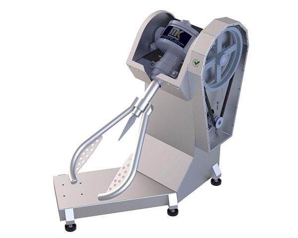 75 Kilogram Kapasiteli Tereyağı ve Sucuk Yoğurma Makinesi Boyası
