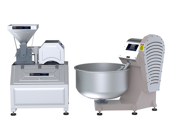 Arı Keki Üretim Makinaları – AKM-02 Kombinasyonu - MakinaKon