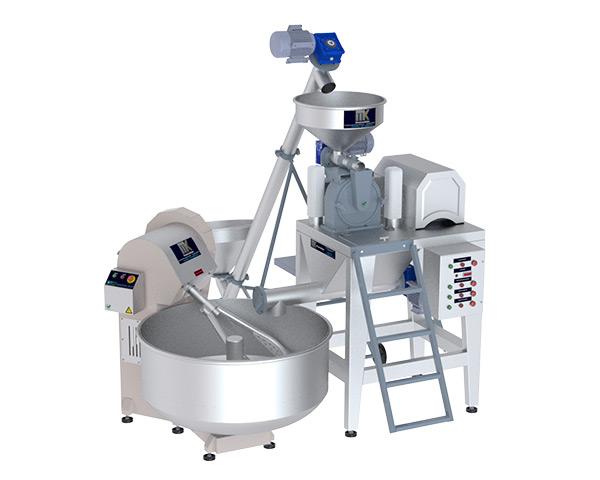 Arı Keki Üretim Makinaları – AKM-08 Kombinasyonu - MakinaKon