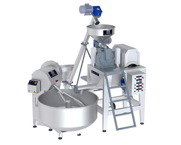 Arı Keki Üretim Makinaları – AKM-09 Kombinasyonu - MakinaKon