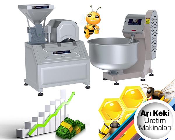 Arı Kek yapma makinesi fiyatları bu makalede ele alınmıştır.