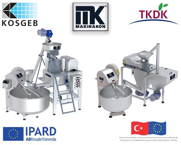 Arı Keki Üretim Makinaları – Kosgeb,TKDK,IPARD Destek ve Hibe Kapsamında. - MakinaKon
