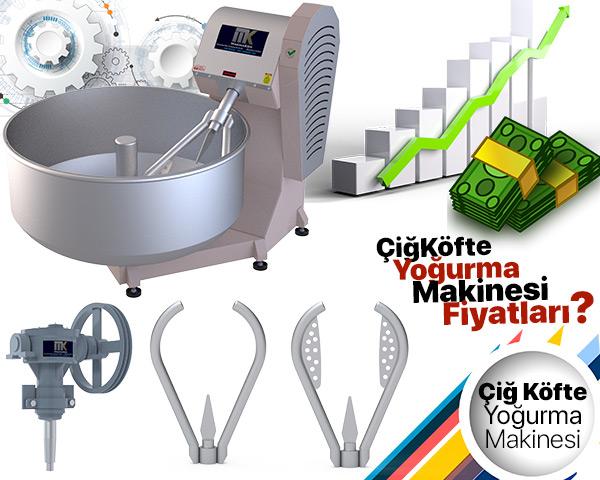 Çiğ Köfte Yoğurma Makinesi Fiyatları makalesi görseli.