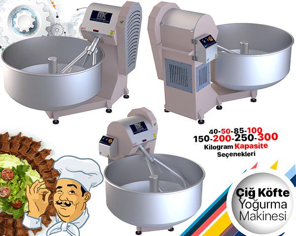 Çiğ Köfte Yoğurma Makinesi görseli.