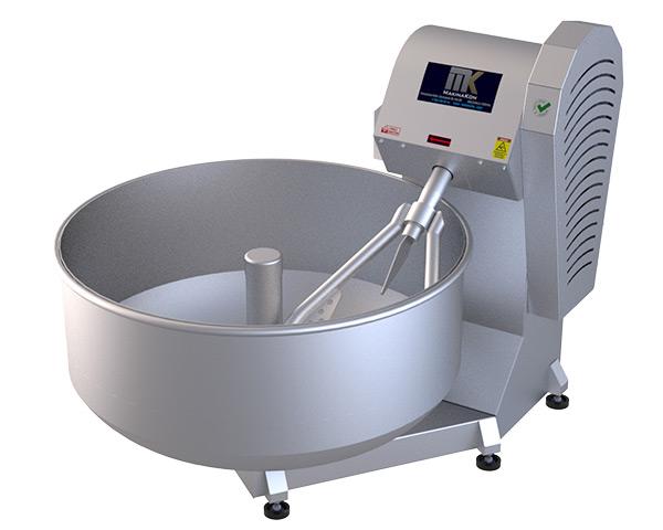 Tereyağı ve Sucuk Yoğurma Makinesi ile mükemmel kıvamlı tereyağı ve sucuk elde edebilirsiniz.