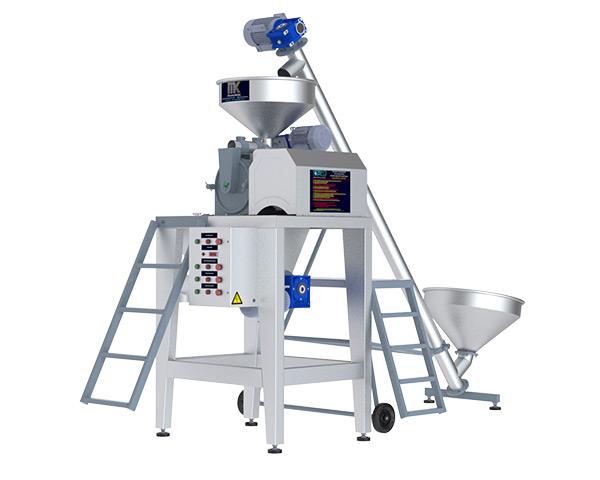 Pudra Şekeri Öğütme Makinası Yüksek Kapasiteli Model ile en iyi öğütme makinasına sahip olacaksınız.