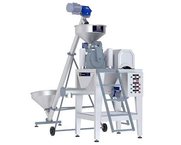 Pudra Şekeri Öğütme Makinası P-Max Yüksek Kapasiteli olarak hizmet vererek maksimum kaliteye sahiptir.