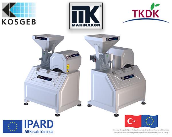 Pudra Şekeri Makinası Manuel Model – Kosgeb,TKDK,IPARD Destek ve Hibe Kapsamında. MakinaKon ile kaliteli ekipmanlara daha hızlı erişin.