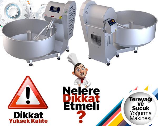 Tereyağı ve Sucuk Yoğurma Makinesi Alırken Nelere Dikkat Edilmeli makale görseli.