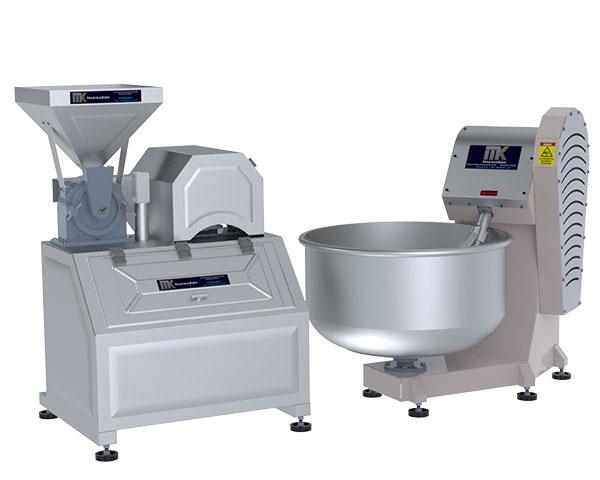 Arı Keki Üretim Makinaları Akm-02 MakinaKon e-ticaret sitesi ürün görseli.