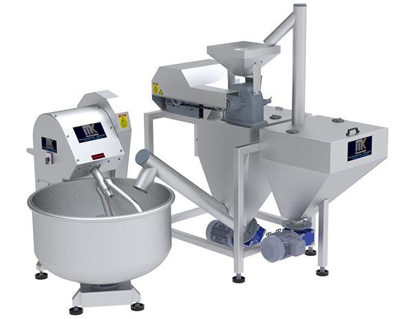 Arı Keki Üretim Makinaları Akm-06 e-ticaret sitesi ürün görseli.