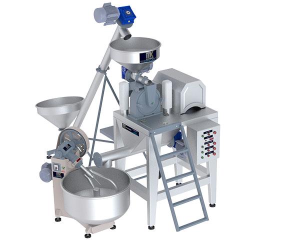 Arı Keki Üretim Makinaları Akm-07 e-ticaret sitesi ürün görseli.