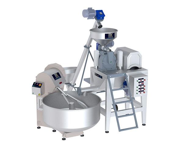 Arı Keki Üretim Makinaları Akm-08 e-ticaret sitesi ürün görseli.