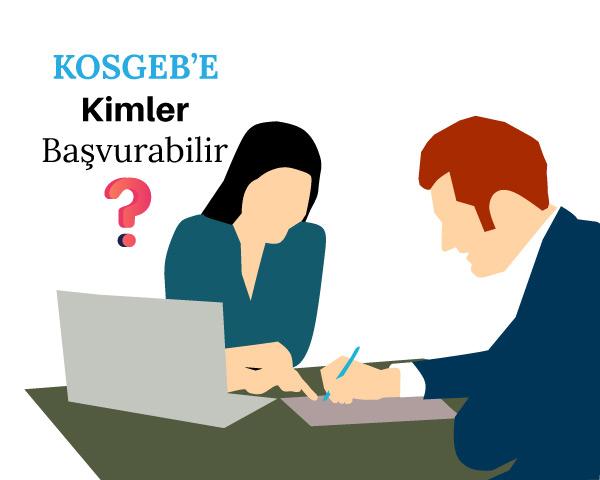 Kosgeb'e kimler başvurabilir? makalesi için görsel çalışması.