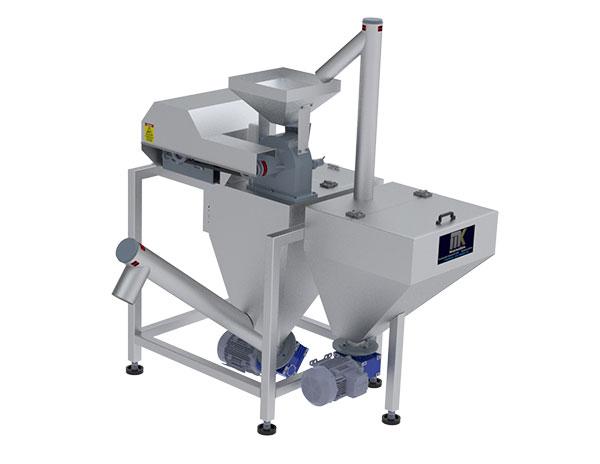 Pudra Şekeri Öğütme Makinesi T-180 Tam Otomatik Model