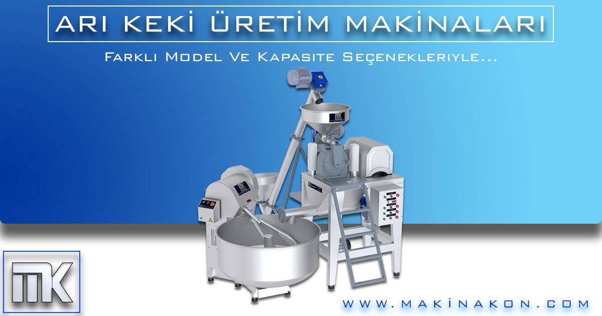 2021 Arı Keki Makinaları | MakinaKon