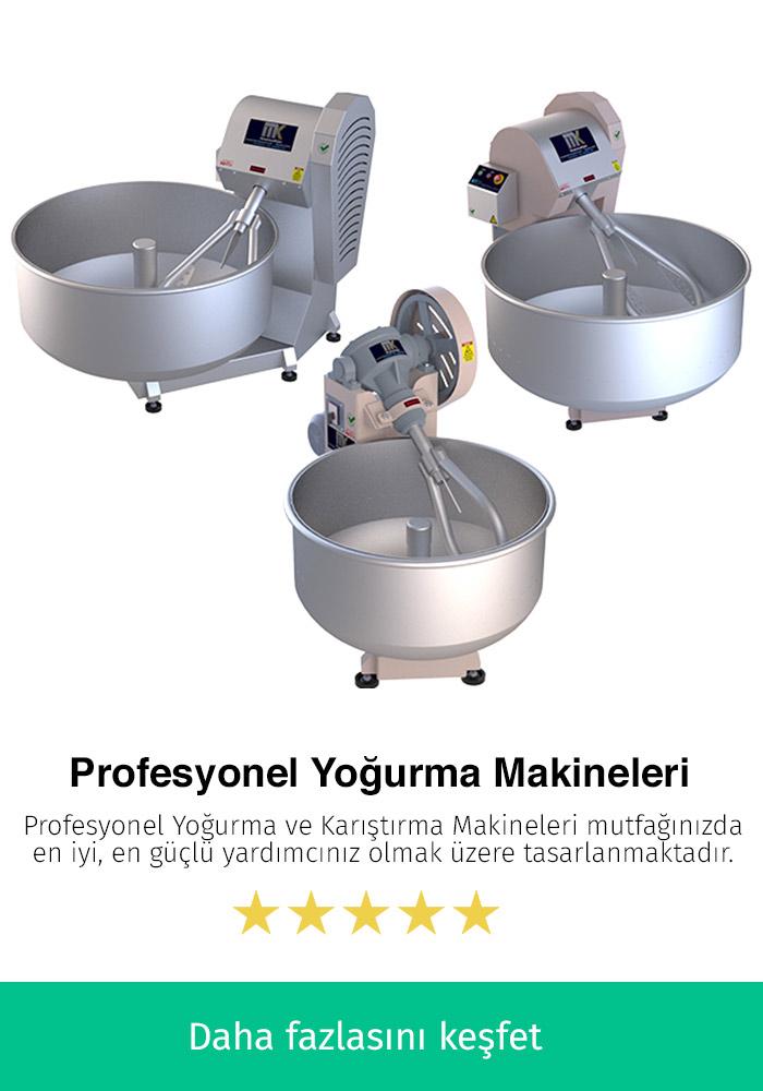 Profesyonel Yoğurma ve Karıştırma Makinesi