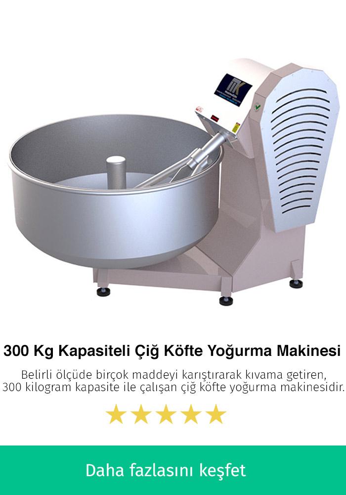 300 Kilogram Kapasiteli En İyi Çiğ Köfte Yoğurma Makinesi