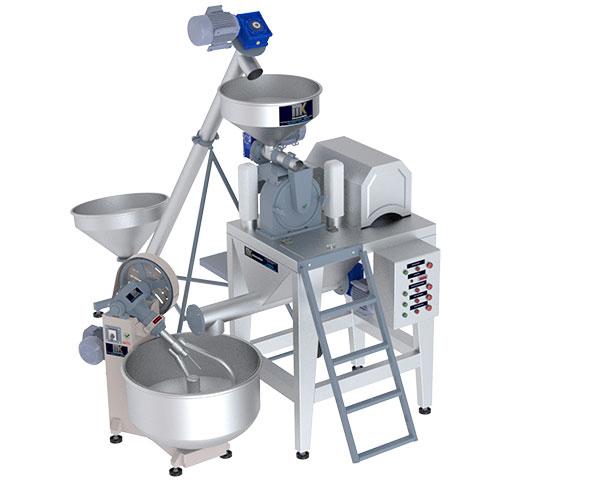 Arı Keki Üretim Makinaları 25