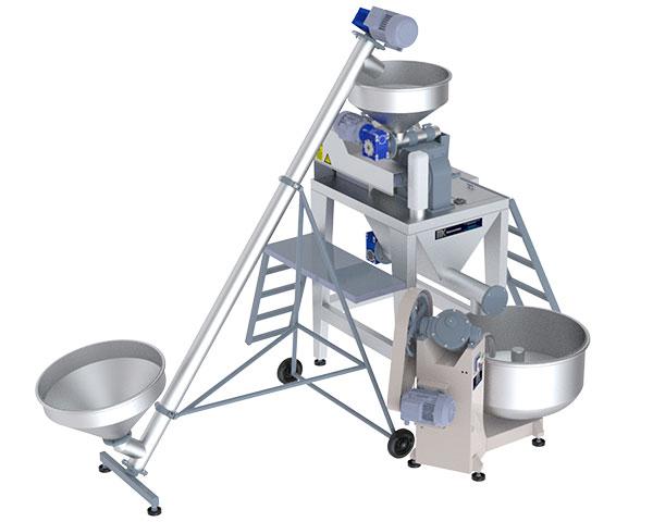 Arı Keki Üretim Makinaları 26