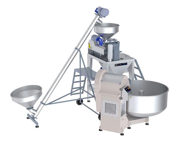 Arı Keki Üretim Makinaları 29