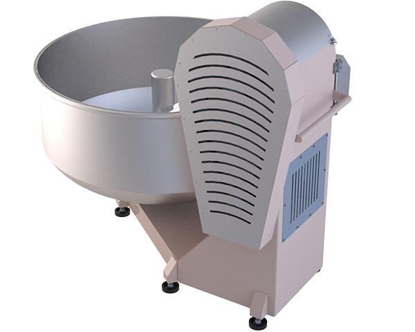 Çiğ Köfte Yoğurma Makinesi 4