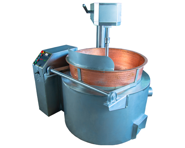 Lokum Pişirme Makinası